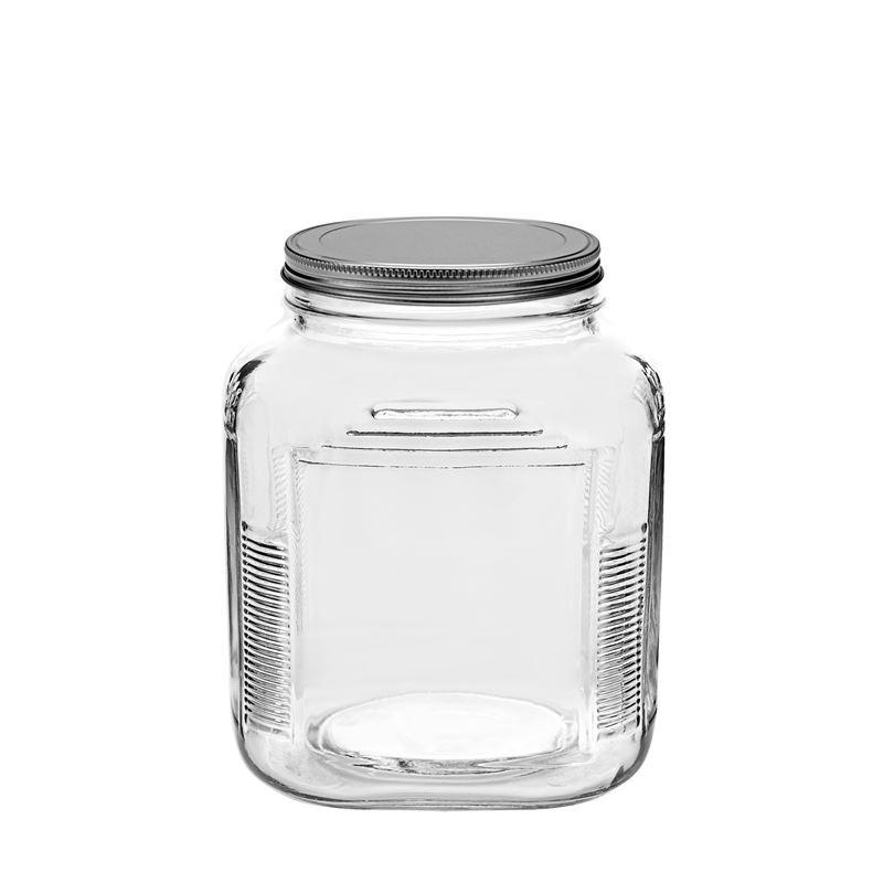 Anchor Hocking – Cracker Jar with Screwtop Lid 17×13.5cm 2Ltr
