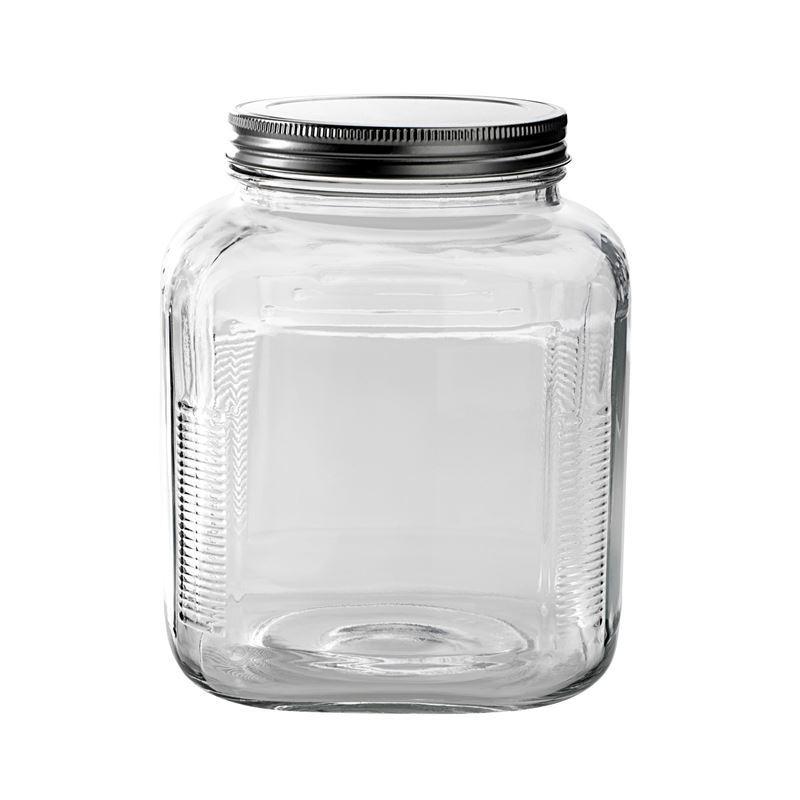 Anchor Hocking – Cracker Jar with Screwtop Lid 21x16cm 3.8Ltr