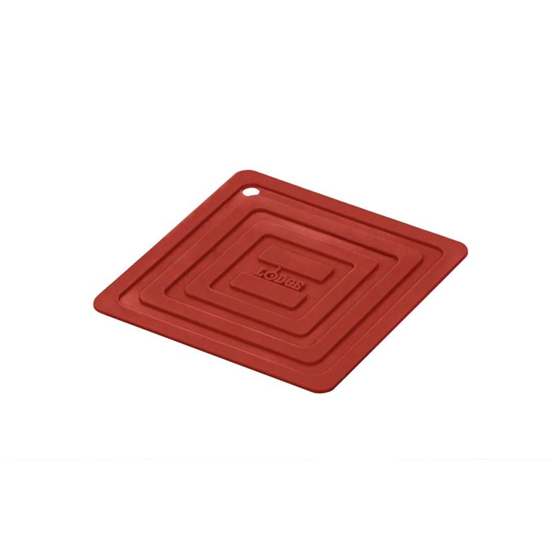 Lodge – Silicone Pot Holder Red