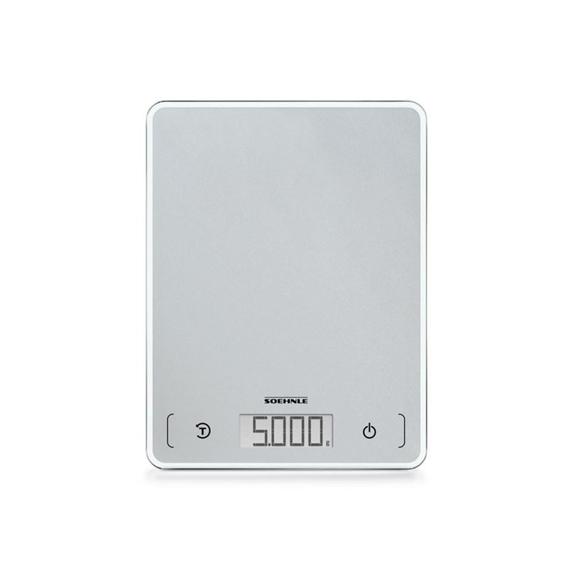 Soehnle – Page Comfort 100 Digital 5kg Kitchen Scale Silver
