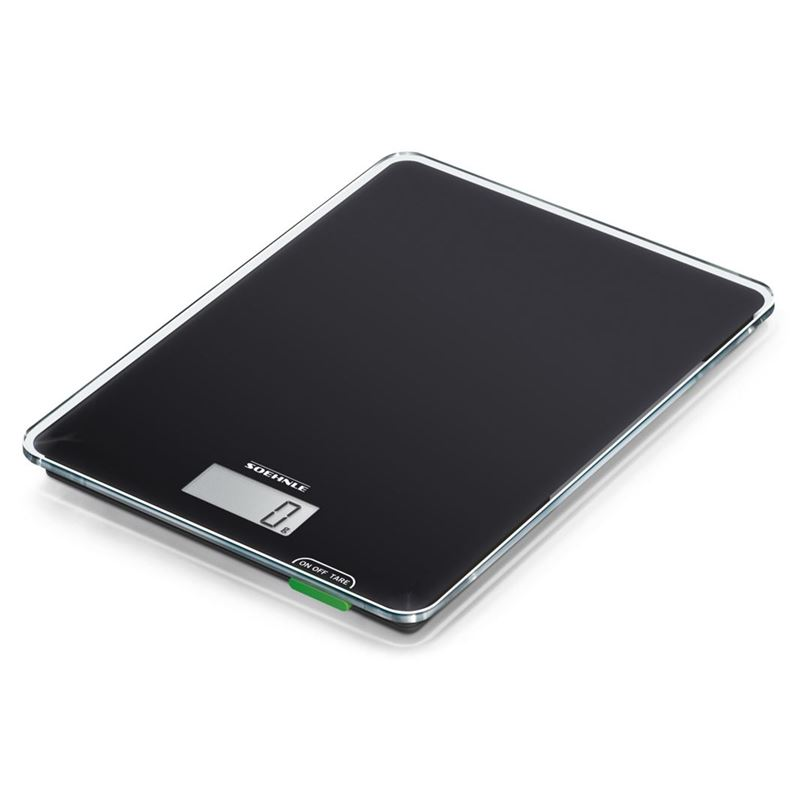 Soehnle – Page Compact 100 Digital 5kg Kitchen Scale Black