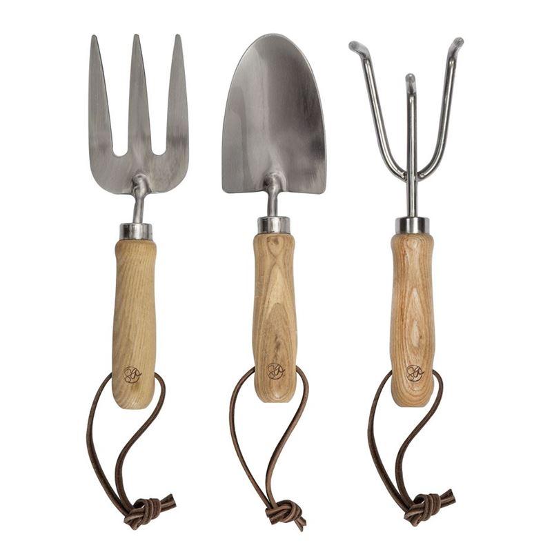 Stephanie Alexander – Mini Gardening Fork, Trowel and Rake 3pc Set