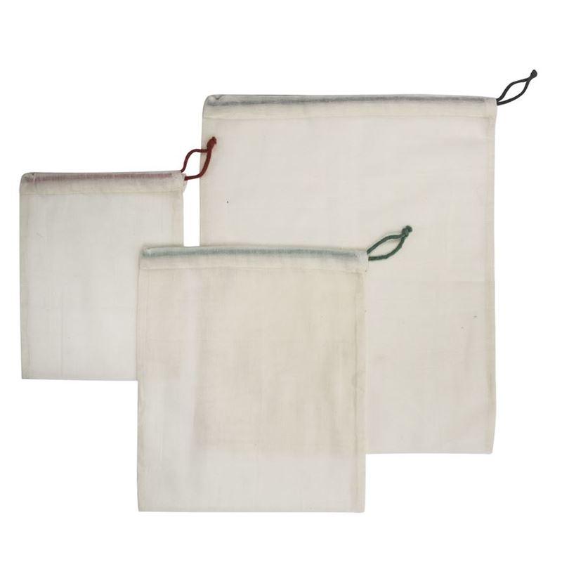 Stephanie Alexander – Cotton Produce Bags Set of 3