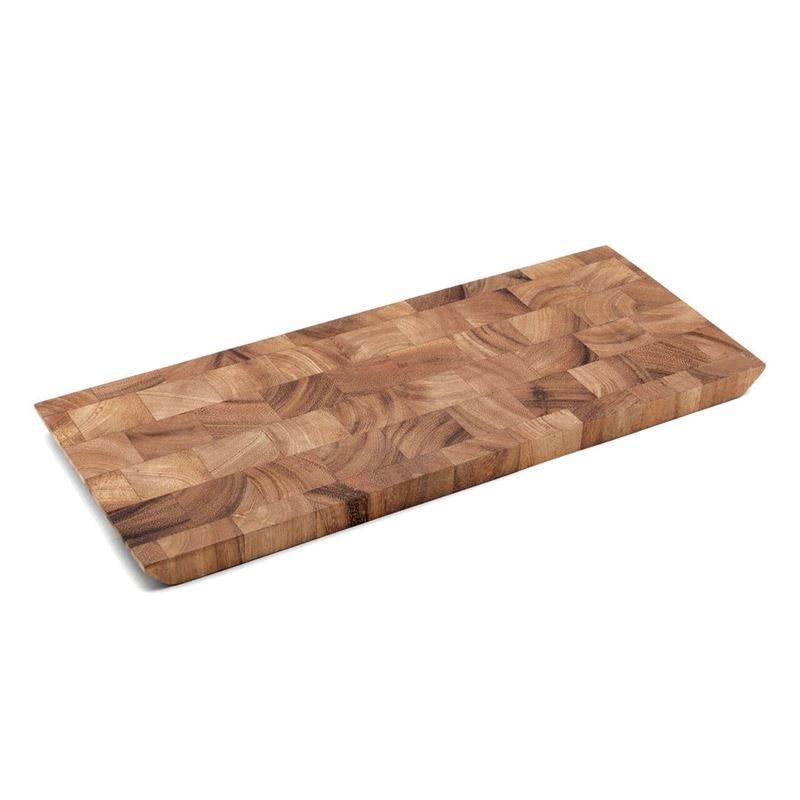 IronWood – Bowery End Grain Cheese and Charcuterie Board 38x16x2cm
