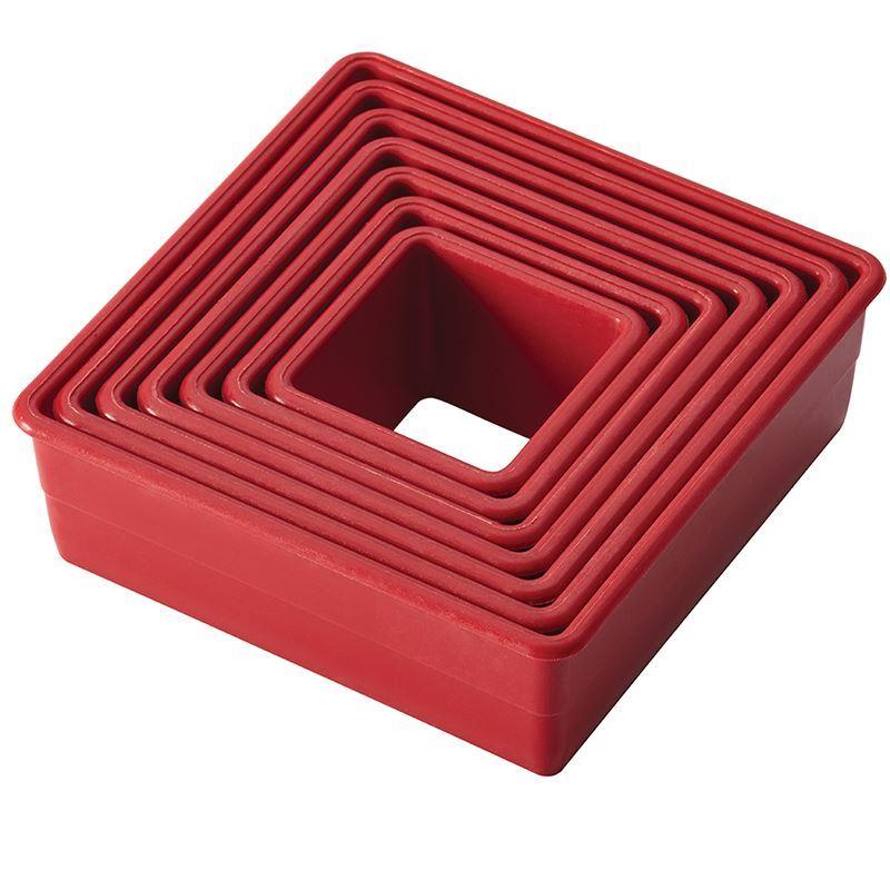 Cake Boss – 9pc Square Cutters set