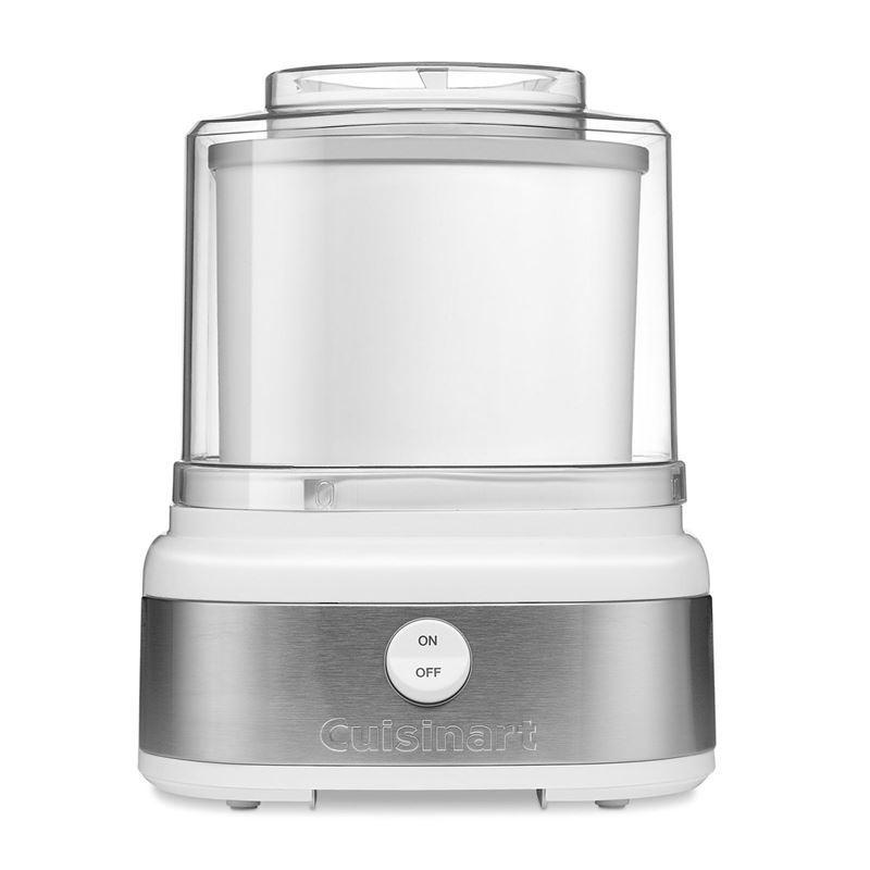 Cuisinart – Cool Scoops Ice Cream Maker White 1.5 ltr