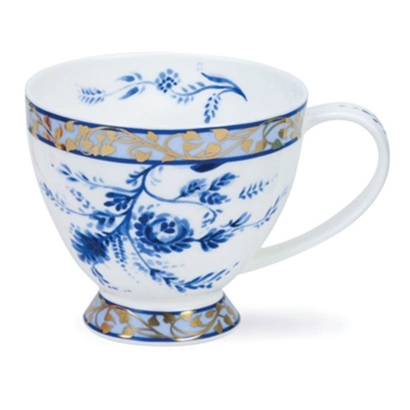 Dunoon – Skye Bone China Mug 420ml Delft Blue (Made in England)