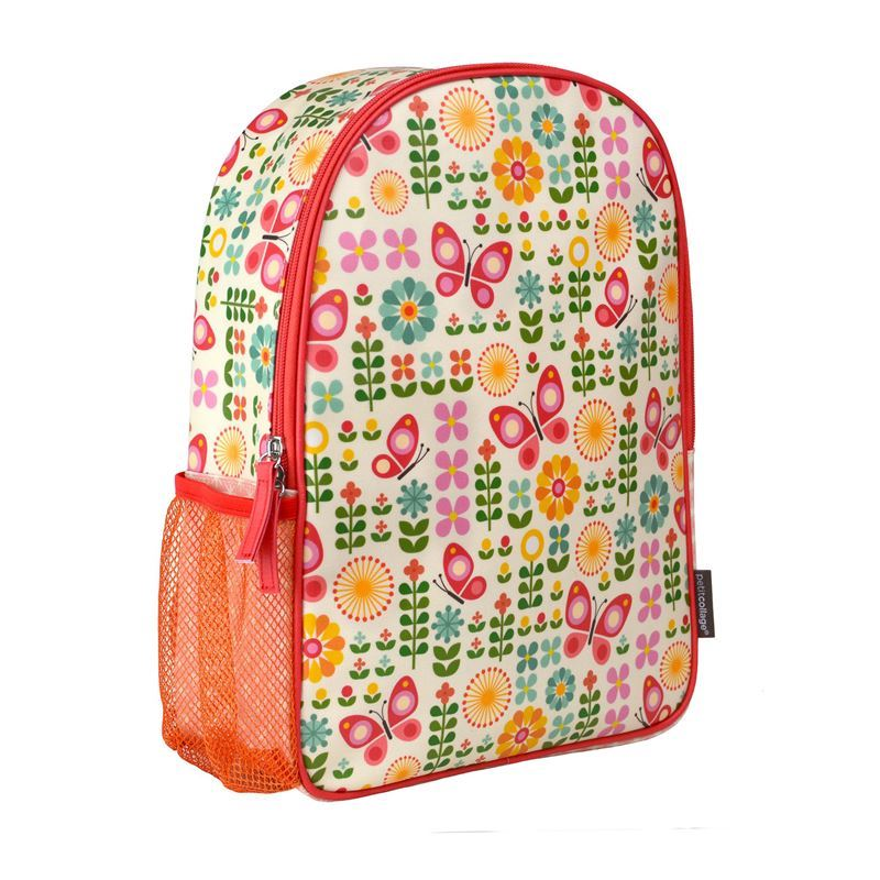Petit Collage – Eco Friendly BPA and PVC Free Backpack Butterflies