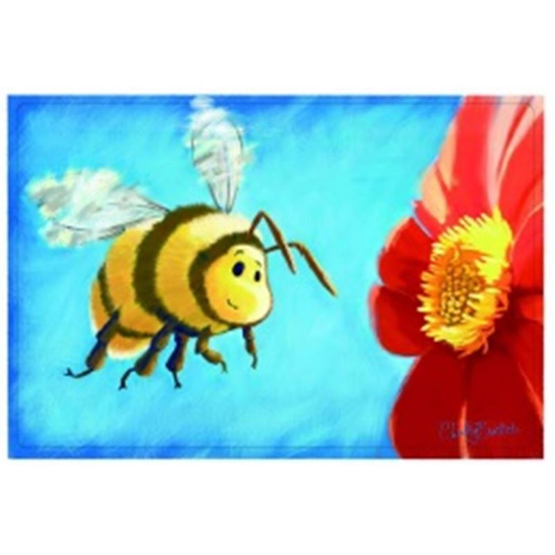 Cinnamon – Bee PVC Placemat