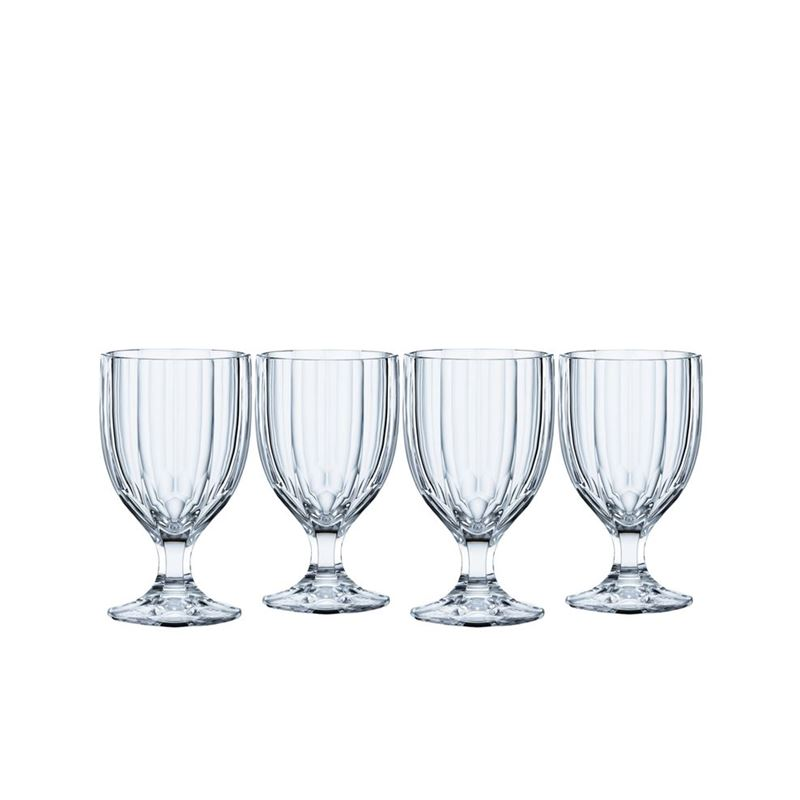Nachtmann Crystal – Aspen Goblet 342ml set of 4 (Made in Germany)
