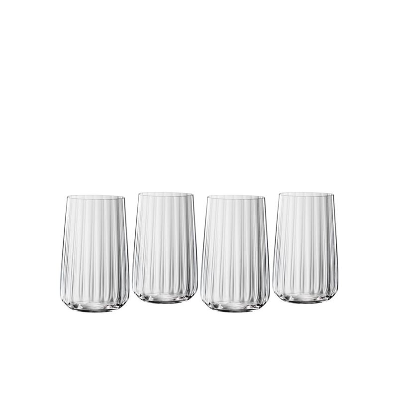 Spiegelau – Lifestyle Long Drink 510ml Set of 4(Made in Germany)