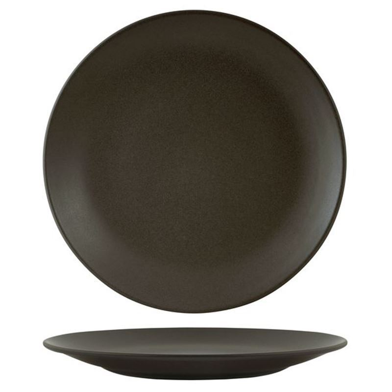 Zuma – Commercial Grade Charcoal Dinner Plate 26cm