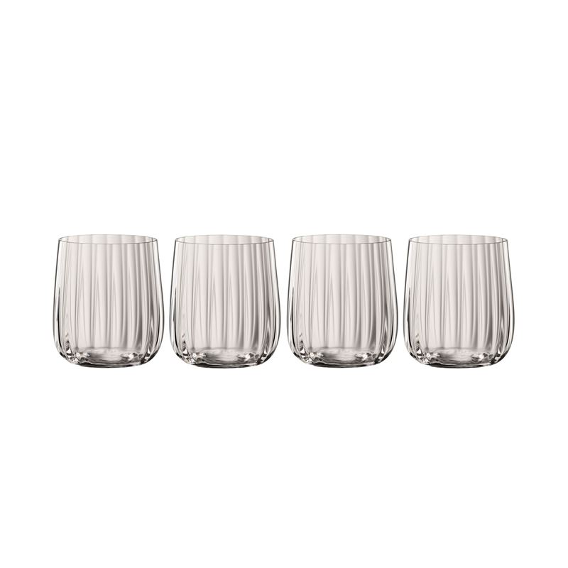 Spiegelau – Lifestyle Tumbler Set of 4 (Made in Germany)