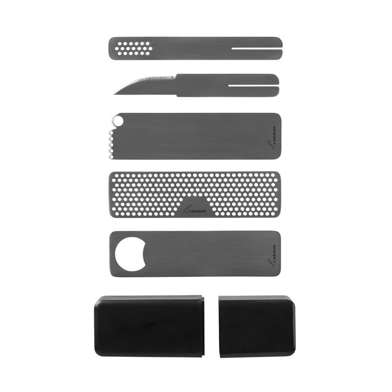 Rabbit – Compact Bar Tools 6pc Set
