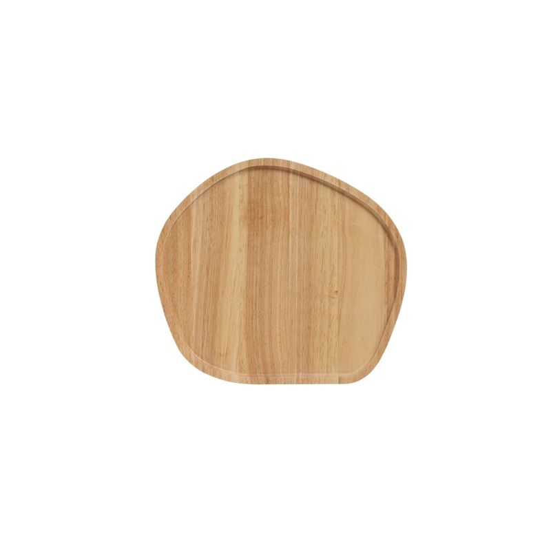 Stanley Rogers – Wooden Serving Platter Round Medium 34cm