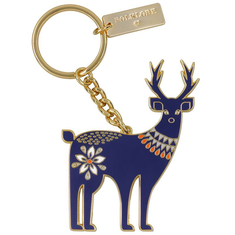 Folklore – Key Ring Deer