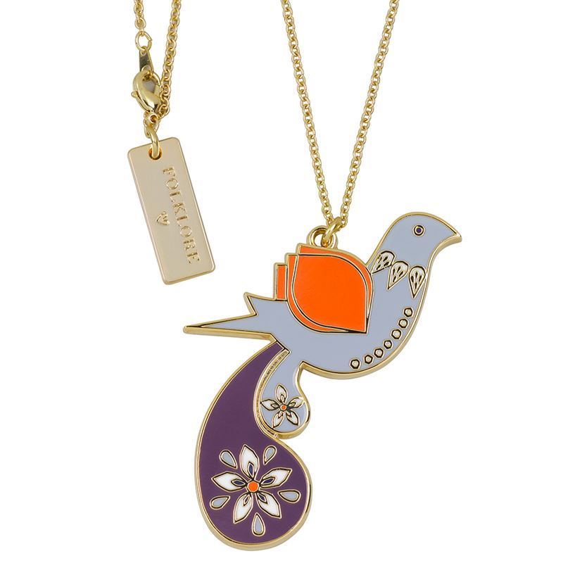 Folklore – Necklace Bird