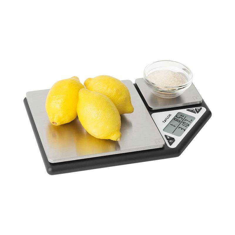 Taylor – Digital Dual Scale 5kg & 500g