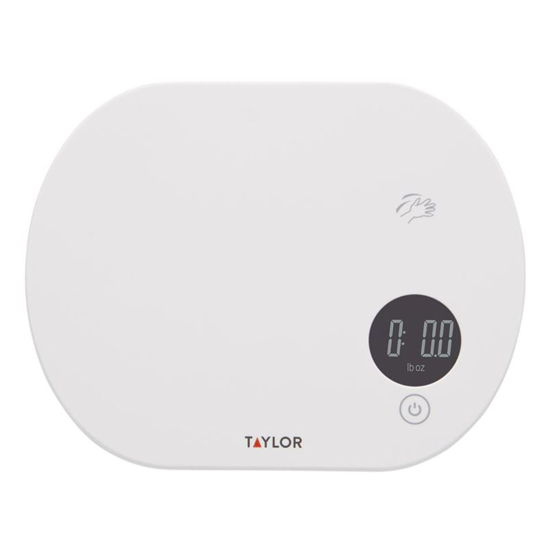 Taylor – Digital Touchless Tare Scale 5Kg