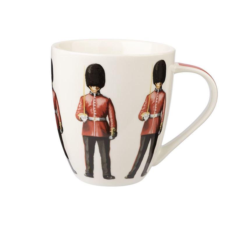 James Sadler – London Collection Crush Foot Guard Mug 500ml
