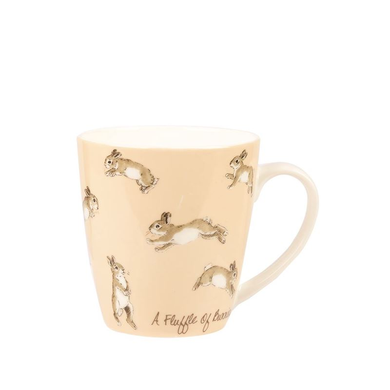 Queens by Churchill – The In Crowd Cherry Bunnies Mug 360ml
