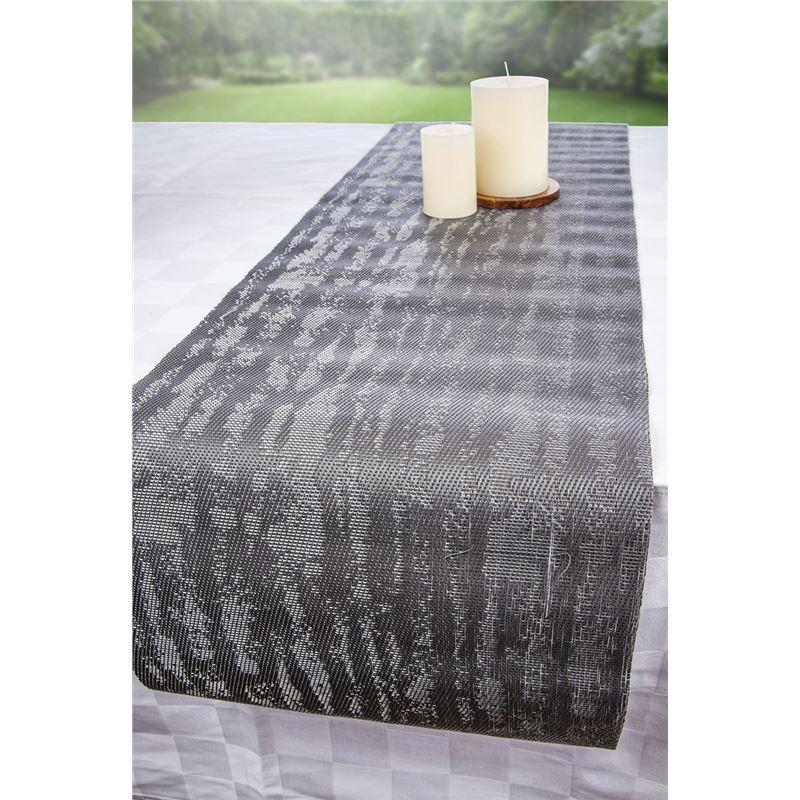 Ogilvies Designs – Slate Table Runner 30x120cm Charcoal