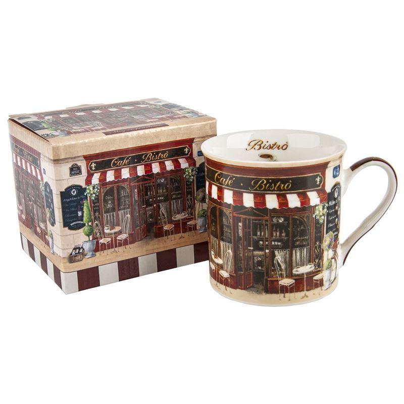 Easy Life Nostalgic Ceramics – Cafe Bistrot Mug 300ml