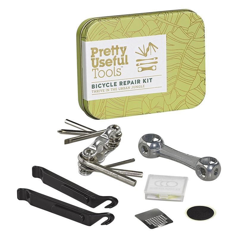 Pretty Useful Tools – Bicycle Repair Kit Sunrise Yellow