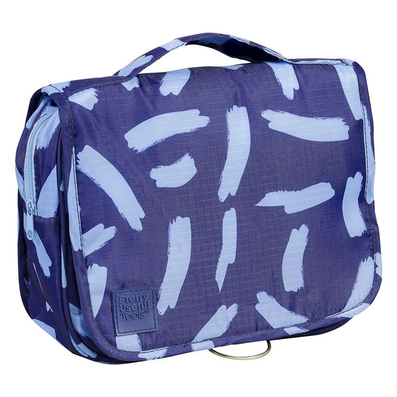 Pretty Useful Tools – Travel Toiletry Bag Midnight Blue