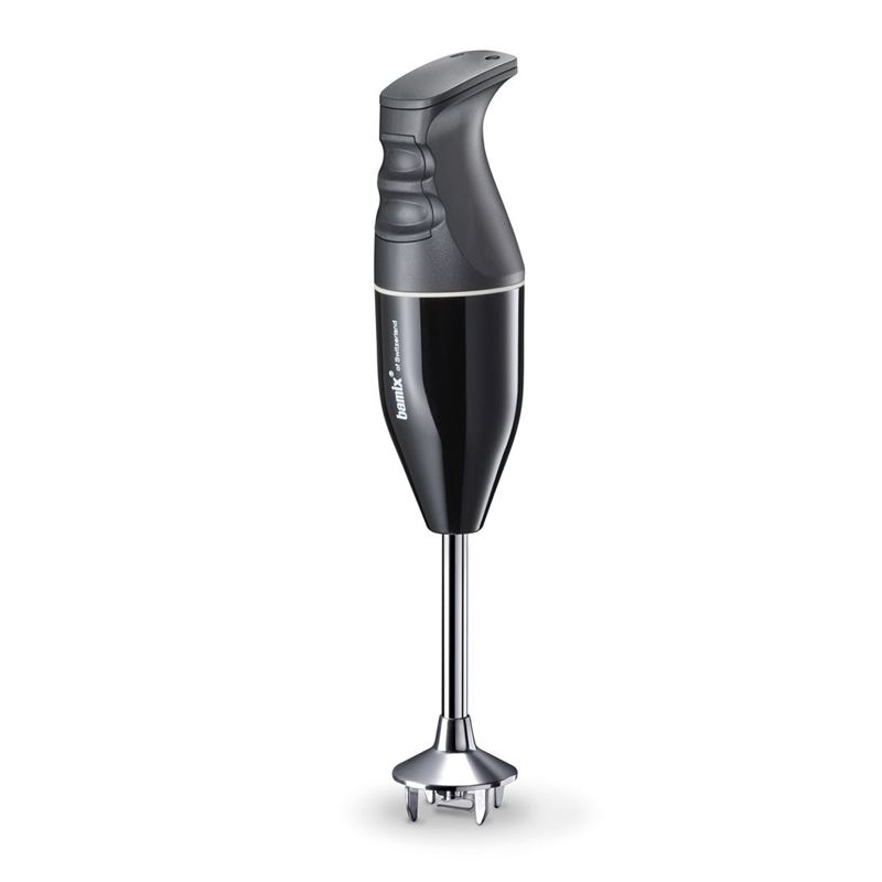 Bamix – Classic Immersion Blender 140W Black (Made in Switzerland)