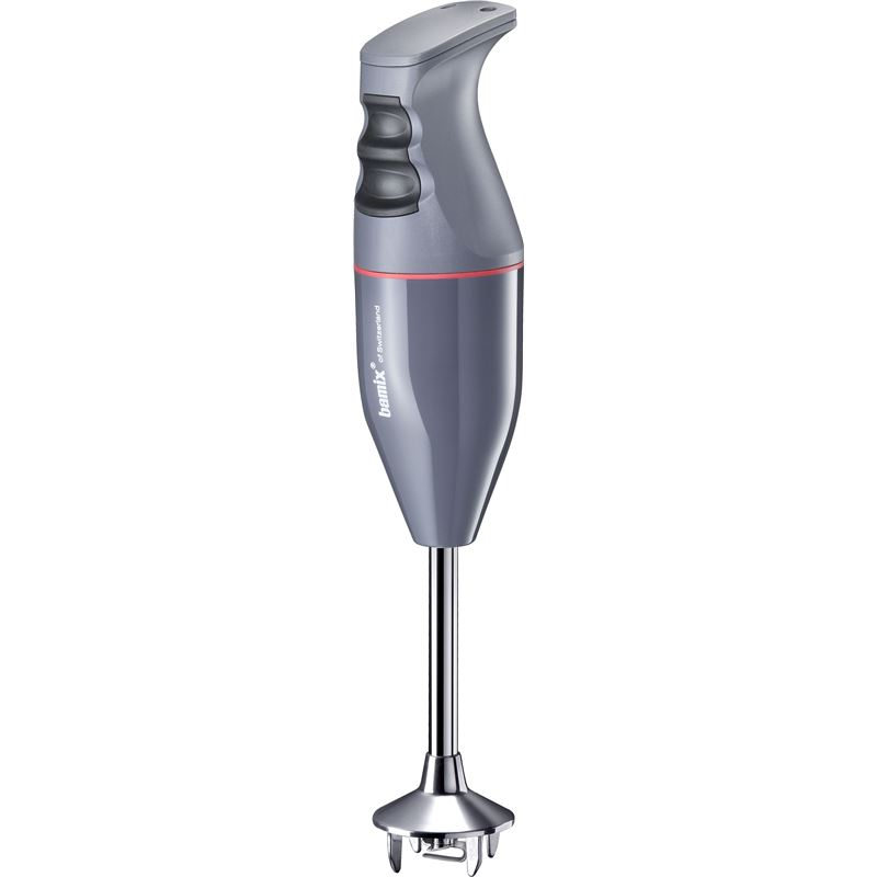 Bamix – Classic Immersion Blender 140W Charcoal (Made in Switzerland)