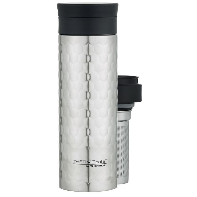 Thermocafé by Thermos – Stainless Steel Vacuum Insulated Tea Infuser 450ml