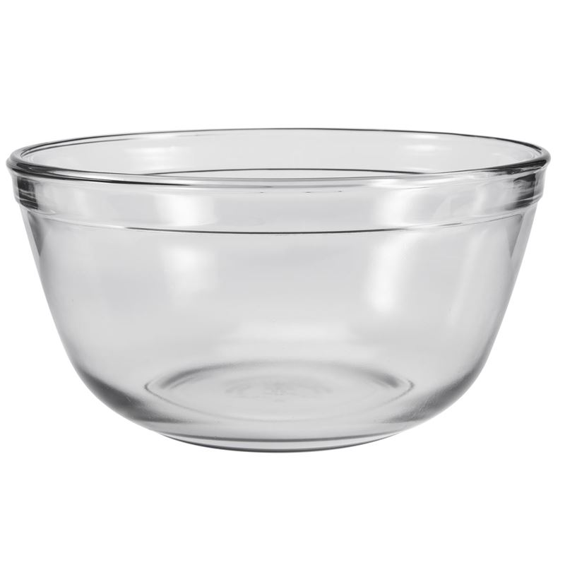 Anchor Hocking – Glass Original Mixing Bowl 25.5x13cm 4Ltr (Made in the U.S.A)