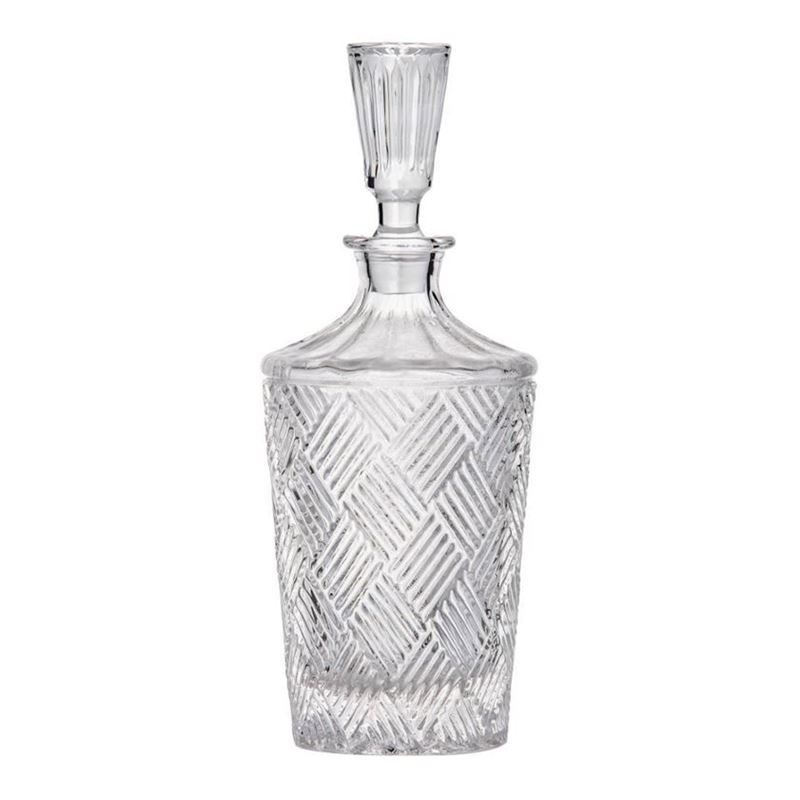 Davis & Waddell – Fine Foods Grande Glass Decanter 900ml