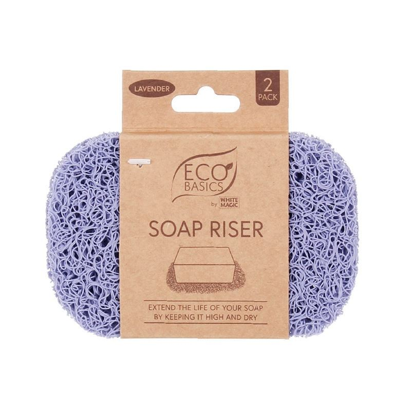 White Magic – Soap Riser Lavender