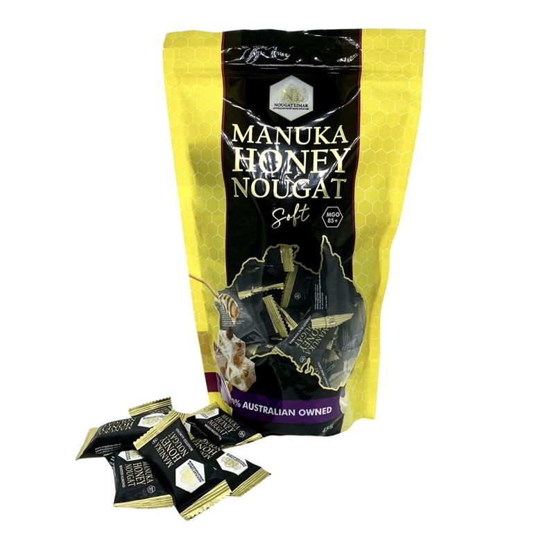 Nougat Limar – Manuka Honey Mixed 450g Bag(Made in Australia)