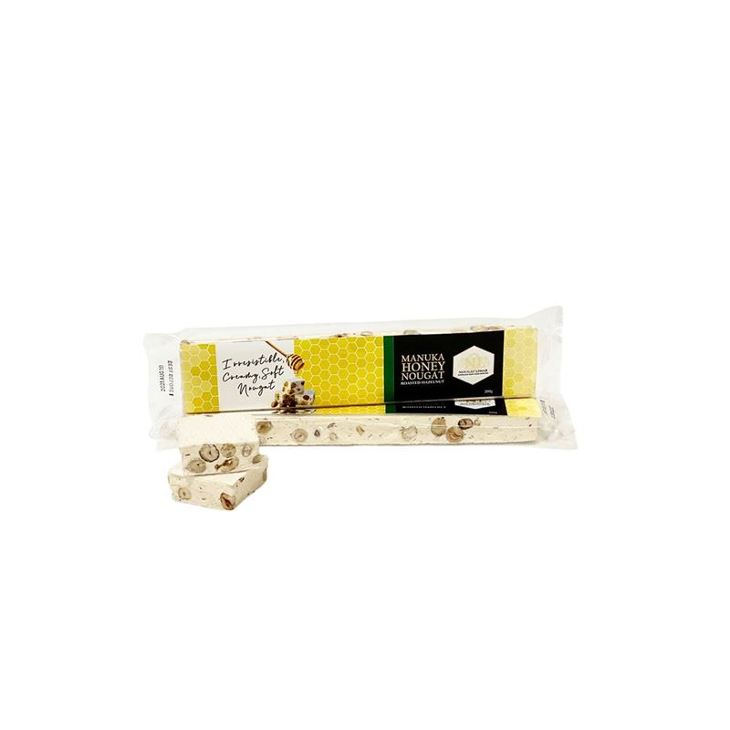 Nougat Limar – Manuka Honey Hazelnut 200g Bar(Made in Australia)