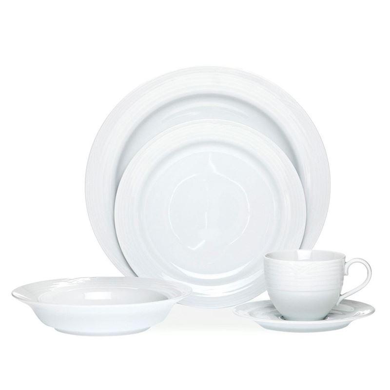 Noritake – Arctic White 20Pce Dinner Set