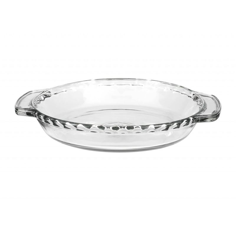 Anchor Hocking – Fire King Deep Pie Dish 23cm (Made in the U.S.A)