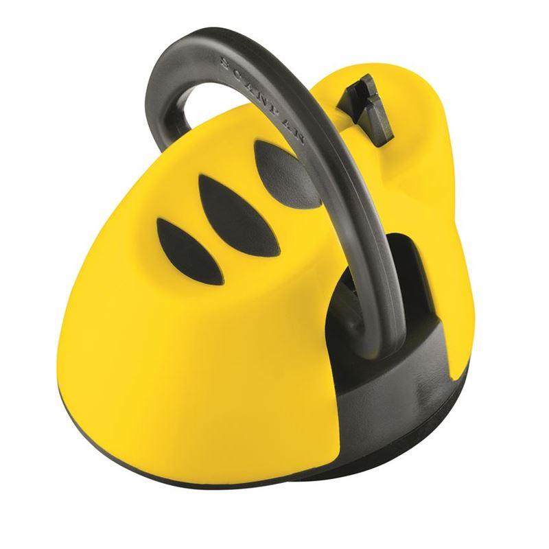 Scanpan – Spectrum Grip n' Sharp Knife Sharpener Yellow