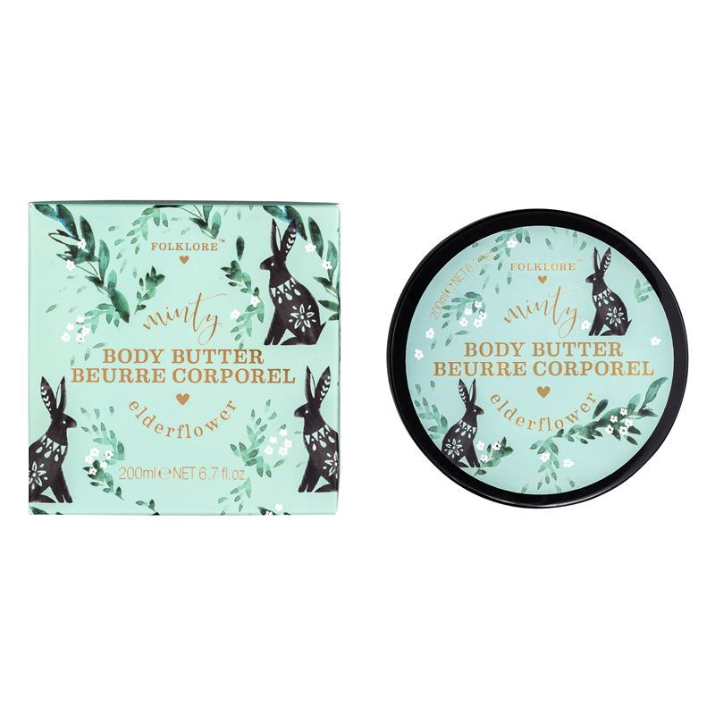 Folklore – Body Butter Elderflower 200ml