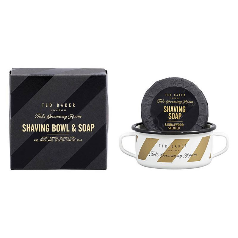 Ted Baker – Shaving Bowl & Soap