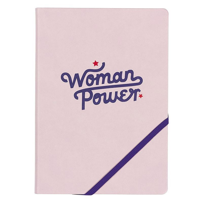 Yes Studio – A5 Notebook Woman Power