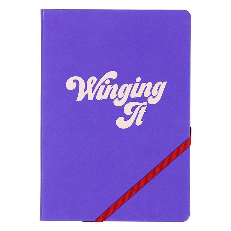 Yes Studio – A5 Notebook Winging It
