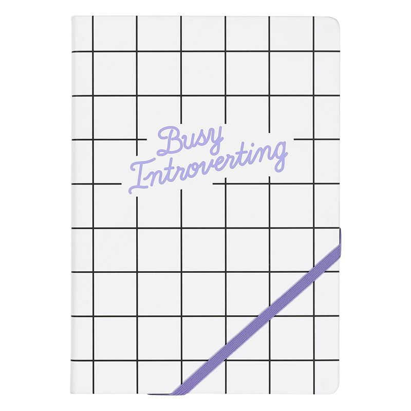 Yes Studio – A5 Notebook Busy Introverting