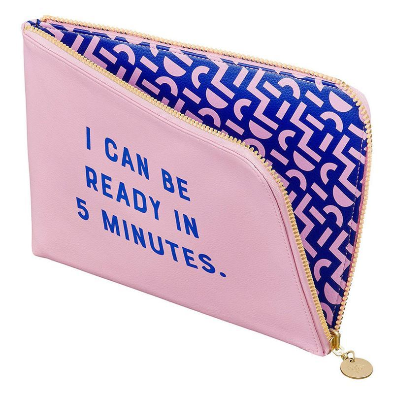 Yes Studio – Reversible Clutch I Can be Ready