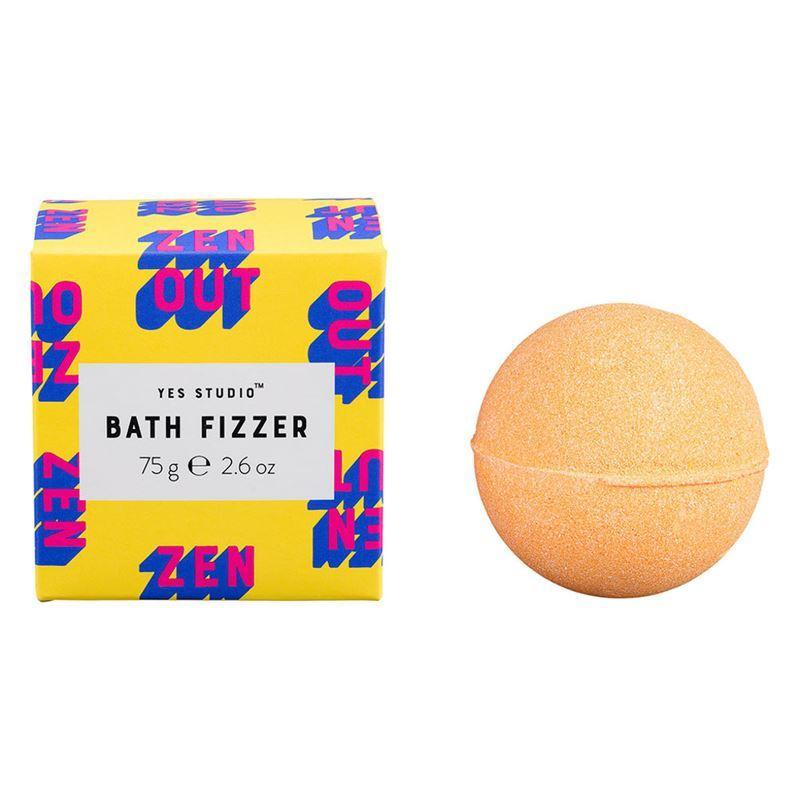 Yes Studio – Bath Fizzer Zen Out – Bergamot