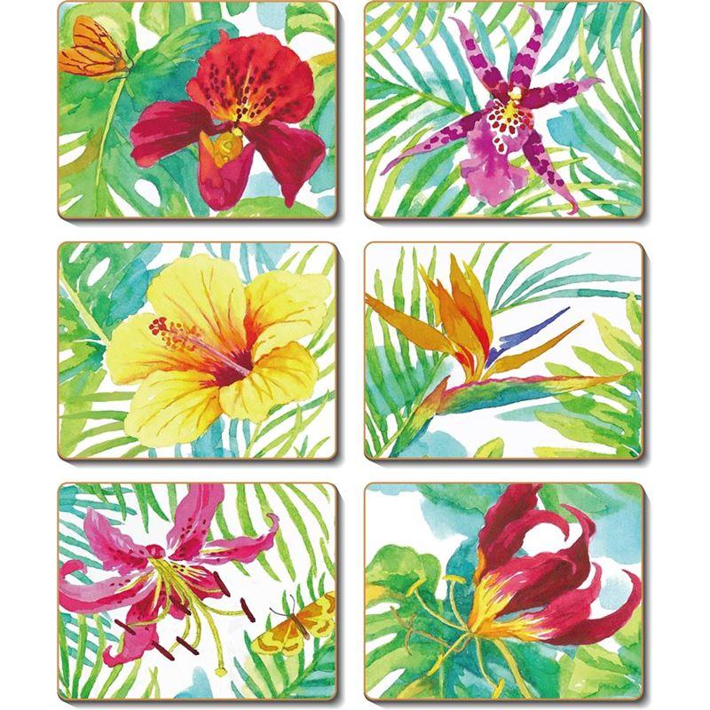Cinnamon – Tropicana Coaster 11×9.5cm Set of 6