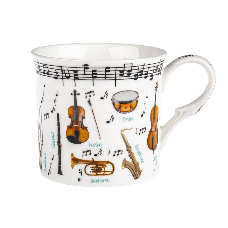 Heritage – Fine Bone China Palace Mug Symphony 300ml