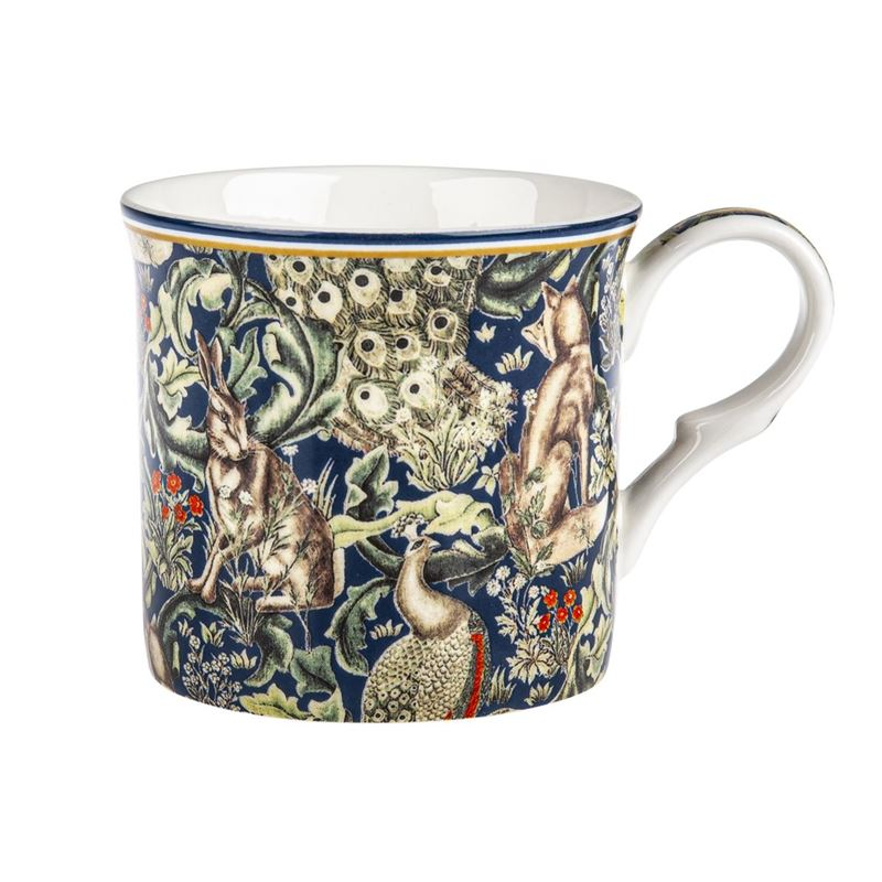 Heritage – Fine Bone China Palace Mug 200ml Forest Tapestry